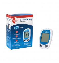 On Call GK Dual ketone/glucose start MG | Superfoodstore.nl