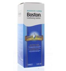 Bausch & Lomb Boston solutions lenzenvloeistof harde lenzen 120 ml | € 10.74 | Superfoodstore.nl