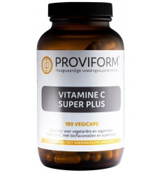 Proviform Vitamine C super plus 180 vcaps | Superfoodstore.nl