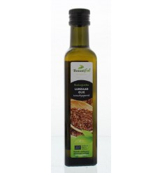 Bountiful Lijnzaadolie bio 250 ml | Superfoodstore.nl