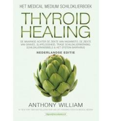 Thyroid healing Nederlands | Superfoodstore.nl