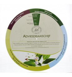 Bach Advies draaischijf | € 2.25 | Superfoodstore.nl