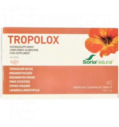 Soria Tropolox 40 tabletten | Superfoodstore.nl
