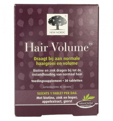 New Nordic Hair volume 30 tabletten | Superfoodstore.nl