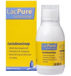 Lacpure Lactulosesiroop 200 ml   Superfoodstore.nl