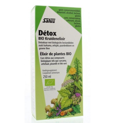 Salus Detox 250 ml | € 23.17 | Superfoodstore.nl