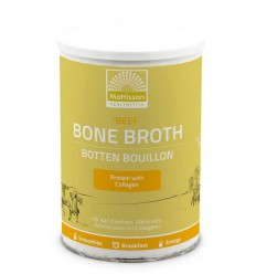 Mattisson Beef bone broth botten bouillon 250 gram |