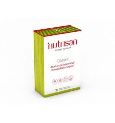 Nutrisan Gabaril 30 capsules | Superfoodstore.nl