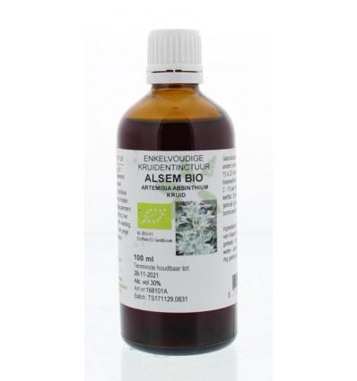 Natura Sanat Artemisia absinthium / alsem tinctuur bio 100 ml |