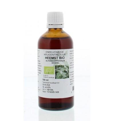 Natura Sanat Althaea officinalis rad / heemst tinctuur bio 100