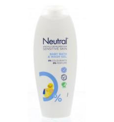 Neutral Baby wasgel 250 ml | Superfoodstore.nl