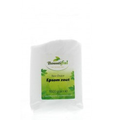 Bountiful Epsom zout 1 kg | Superfoodstore.nl