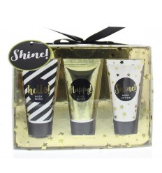 Giftsets Treffina Geschenkverpakking glam style bath inhoud 3