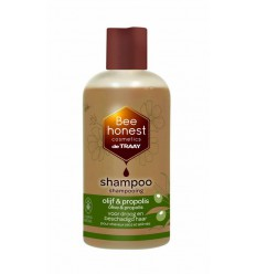 Natuurlijke Shampoo Traay Bee Honest Shampoo olijf & propolis