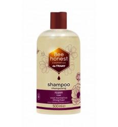 Traay Beenatural Shampoo rozen 500 ml   Superfoodstore.nl