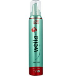 Wella Flex mousse ultra strong hold 200 ml | Superfoodstore.nl