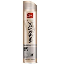 Wella Flex hairspray shine ultra strong hold 250 ml |