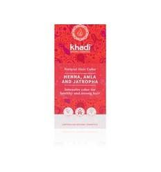 Khadi Haarkleur henna amla & jatropha 100 gram |