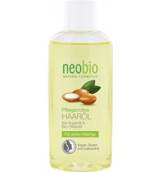 Neobio Haarolie 75 ml   Superfoodstore.nl