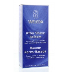 Weleda Aftershave balsem 100 ml | Superfoodstore.nl