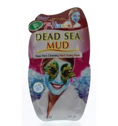 Montagne 7th Heaven gezichtsmasker dead sea mud pac 20 gram  