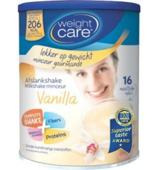 Weight Care Afslankshake vanille 436 gram | € 13.08 | Superfoodstore.nl