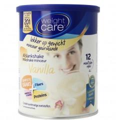 Maaltijdvervangers Weight Care Afslankshake vanille 324 gram