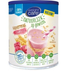 Havermout Weight Care Shake havermout framboos 440 gram kopen