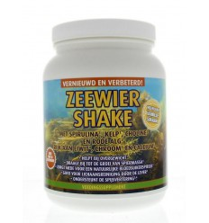 Natusor Zeewier eiwit shake 500 gram | Superfoodstore.nl