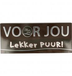 Voor Jou! Lekker puur 70 gram | € 2.00 | Superfoodstore.nl