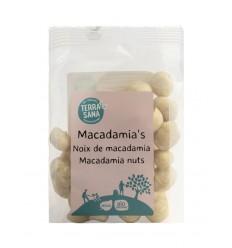 Terrasana RAW Macadamianoten gepeld 100 gram | € 5.81 | Superfoodstore.nl