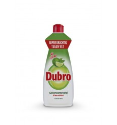 Dubro Afwas limoen fris 550 ml | Superfoodstore.nl