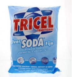 Tricel zilver soda fijn 1 kg | € 2.80 | Superfoodstore.nl