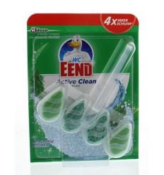 Toiletreinigers & Verfrissers WC Eend Blok active clean pine 38