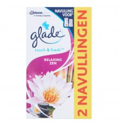 Glade BY Brise One touch navul relax zen 2 stuks | € 3.63 | Superfoodstore.nl