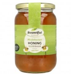 Bountiful Weidebloemen honing vloeibaar 900 gram |