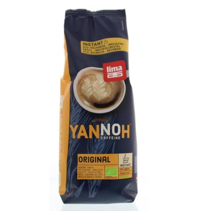 Dranken Lima Yannoh instant navul 250 gram kopen