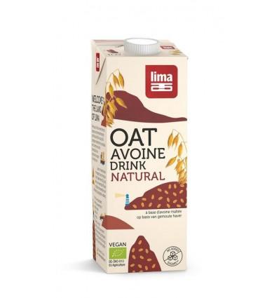 Dranken Lima Oat drink natural 1 liter kopen