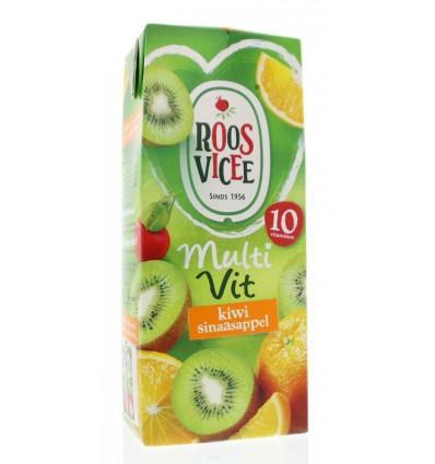 Sinaasappelsap Roosvicee Multi kiwi/sinaasappel 1500 ml kopen