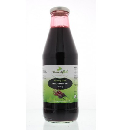 Rode Bietensap Bountiful 750 ml kopen