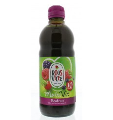 Roosvicee Multivit bosfruit 500 ml | € 3.27 | Superfoodstore.nl