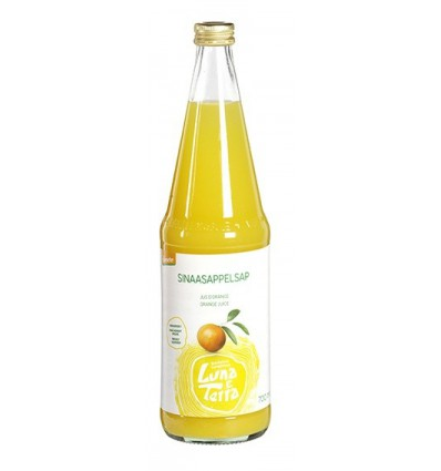Sinaasappelsap Luna E terra demeter 700 ml kopen