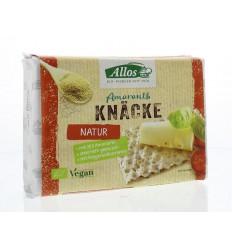 Allos Knackebrod amarant 250 gram | Superfoodstore.nl
