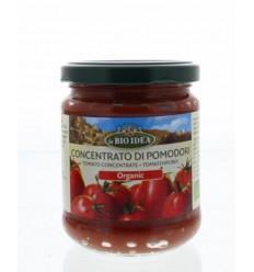 Bioidea Tomatenpuree 22% 200 gram | € 1.32 | Superfoodstore.nl
