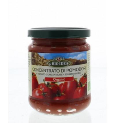 Pastasauzen Bioidea Tomatenpuree 22% 200 gram kopen