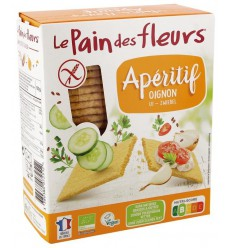 Pain Des Fleurs Aperitif crackers ui 150 gram |