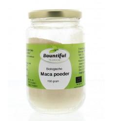 Bountiful Macapoeder bio 150 gram | Superfoodstore.nl