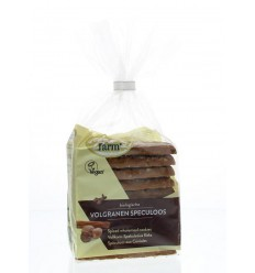 Billy'S Farm Speculoos volgranen 230 gram | Superfoodstore.nl