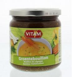 Vitam Groentebouillon pasta 500 gram | Superfoodstore.nl