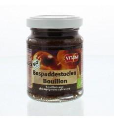Vitam Bospaddenstoelen bouillon 150 gram | Superfoodstore.nl